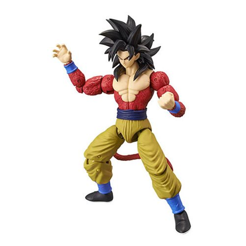 Dragon Ball Stars - SS4 Goku Action Figure -  - Funko - The Pop Dungeon