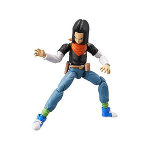 Dragon Ball Stars - Android 17 Action Figure -  - Funko - The Pop Dungeon
