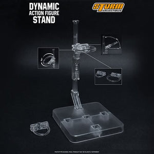 Dynamic Action Figure Stand -  - Funko - The Pop Dungeon