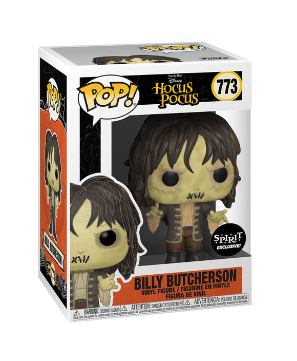 Billy Butcherson Funko POP! Movies Vinyl Figure (Spirit) NEW