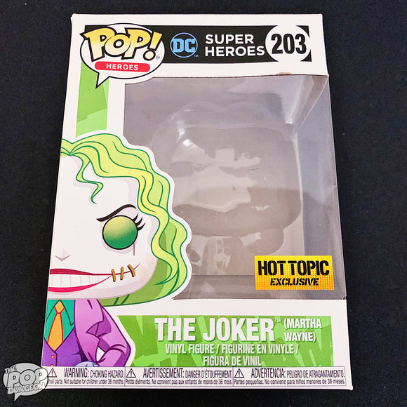 The Joker (Martha Wayne) Replacement Box