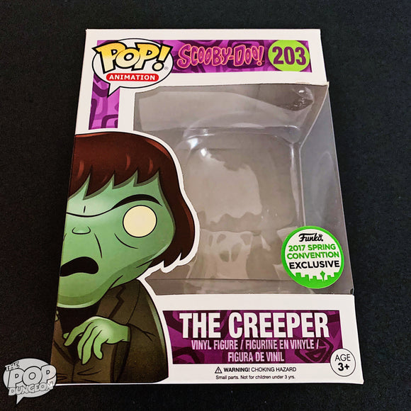 The Creeper Replacement Box