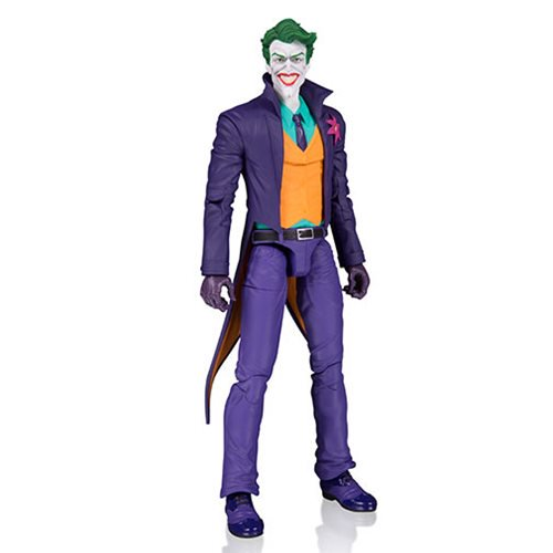 DC Essentials - The Joker Action Figure -  - Funko - The Pop Dungeon