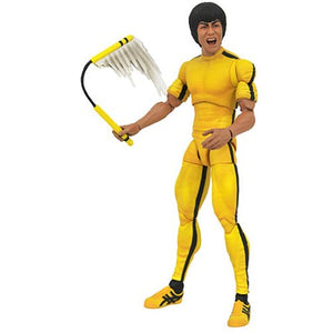 Bruce Lee Select - Yellow Jumpsuit - Action Figure