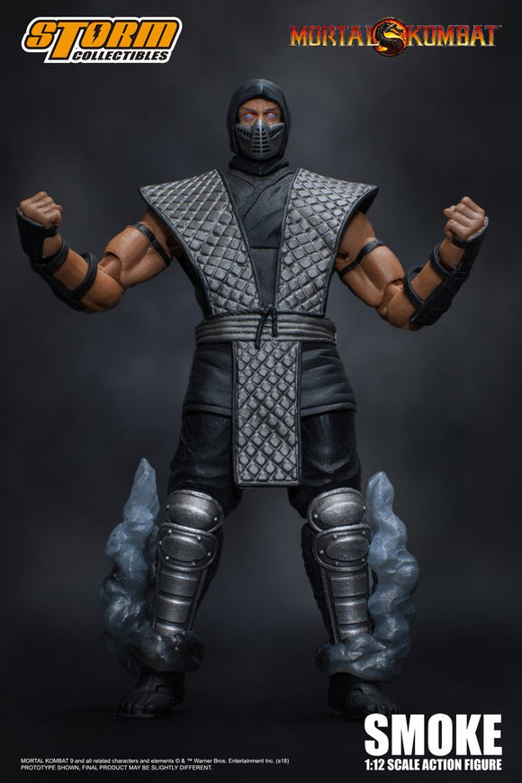 Storm Collectibles - Mortal Kombat - Smoke - NYCC - Action Figure