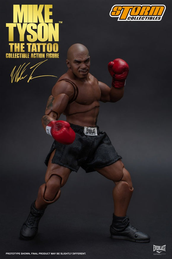 Storm Collectibles - Mike Tyson (The Tattoo) - Action Figure