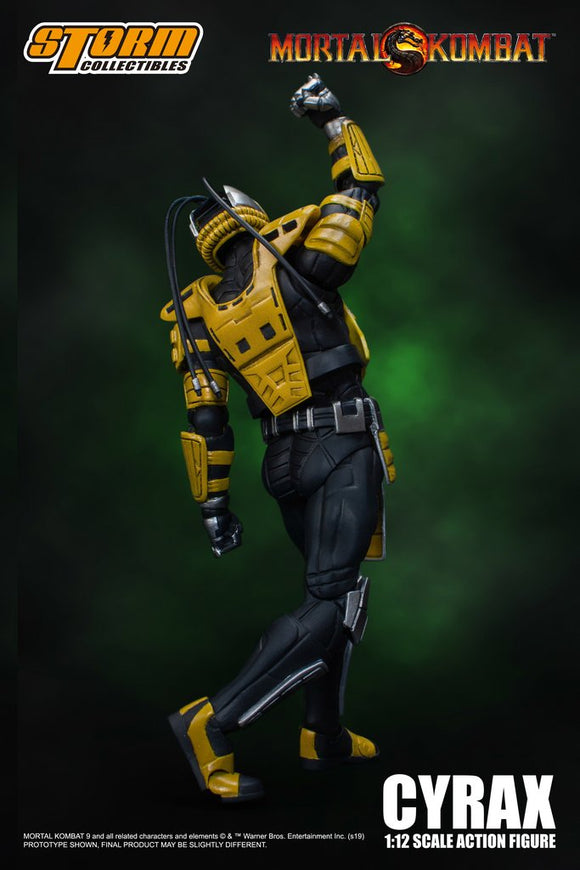 Storm Collectibles - Cyrax - Action Figure