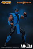 Sub-Zero Storm Collectibles Mortal Kombat 3 - Action Figure