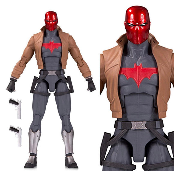 DC Essentials - Red Hood Action Figure