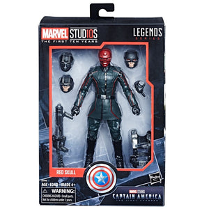 Marvel Legends - Red Skull Action Figure