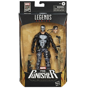 Marvel Legends - The Punisher (Camo) Action Figure (Exclusive)