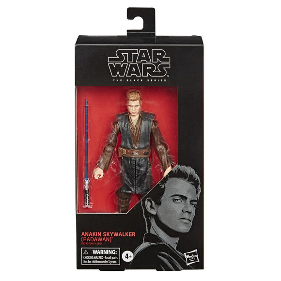 Anakin Skywalker (Padawan) Star Wars: Black Series Action Figure