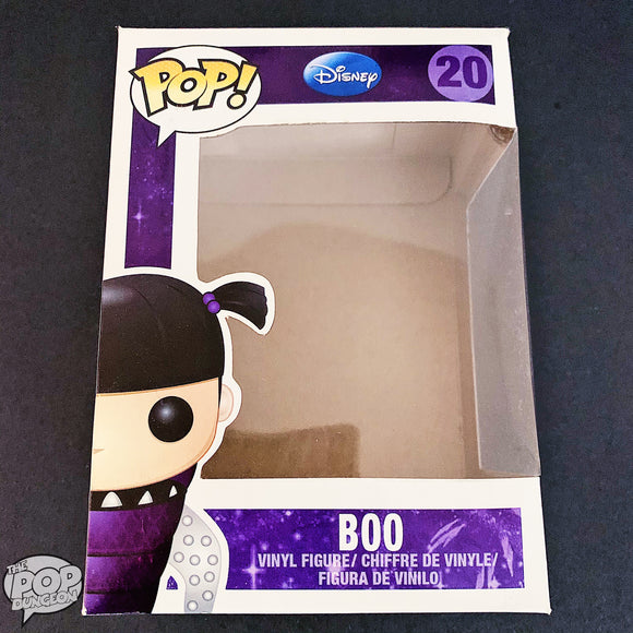 Boo Monster's Inc Replacement Box