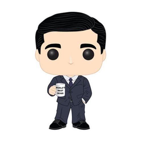 Funko Pop The Office Michael Scott Vinyl Figure NEW -  - Funko - The Pop Dungeon