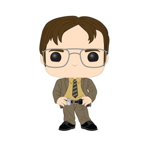 Funko Pop The Office Dwight Schrute Vinyl Figure NEW -  - Funko - The Pop Dungeon