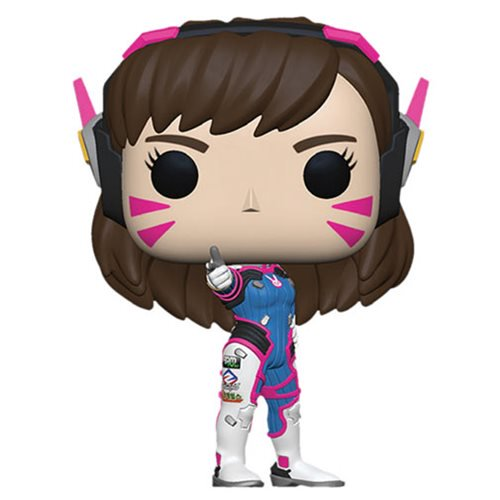 Funko POP! Games D.Va Vinyl Figure NEW -  - Funko - The Pop Dungeon