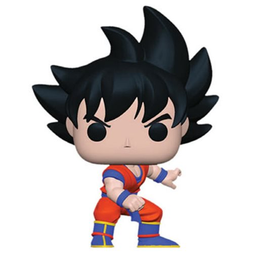 Funko POP! Animation Goku Vinyl Figure NEW -  - Funko - The Pop Dungeon