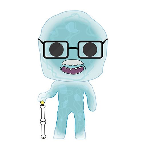 Funko POP! Animation Dr. Xenon Bloom Vinyl Figure NEW -  - Funko - The Pop Dungeon