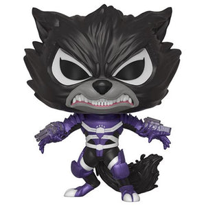 Funko POP! Marvel Rocket Raccoon (Venomized) Vinyl Figure NEW