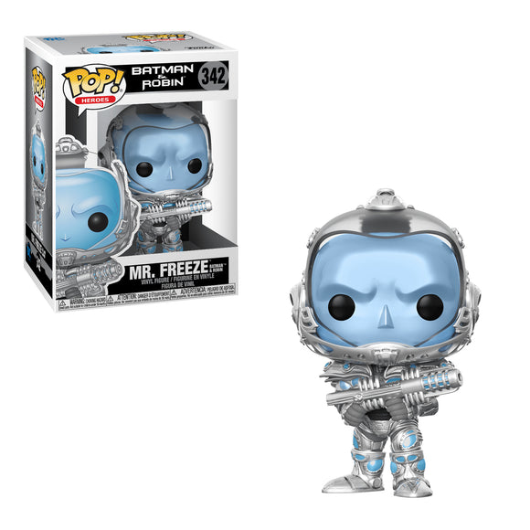Mr. Freeze Funko POP! Heroes Vinyl Figure NEW
