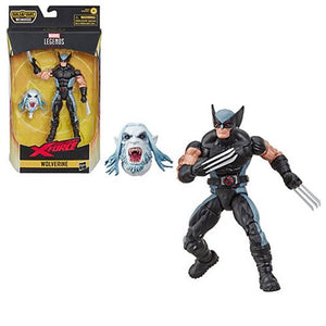 Marvel Legends - Wolverine (X-Force) Action Figure
