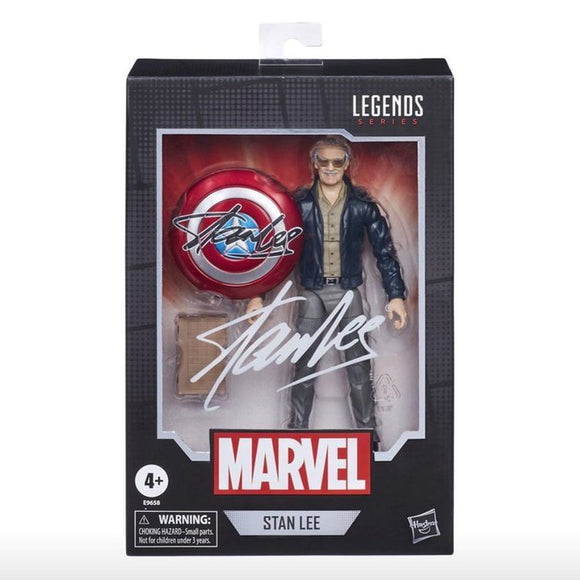 Stan Lee Marvel Legends Action Figure