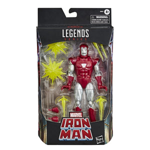 Silver Centurion Iron Man Marvel Legends Action Figure (Walgreens)