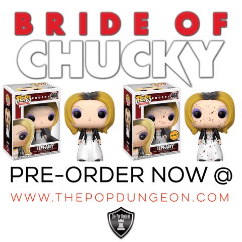 PRE-ORDER - Funko POP! Movies Tiffany Vinyl Figure (CHASE BUNDLE)