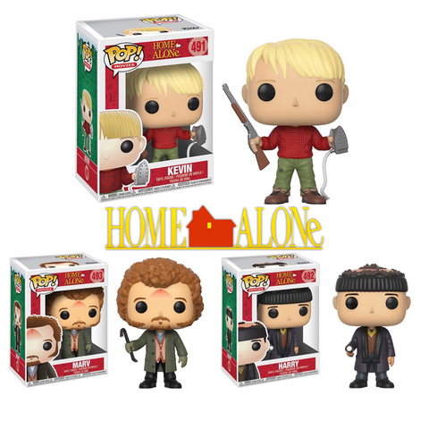 PRE-ORDER - Funko POP! Movies Home Alone Set Vinyl Figure