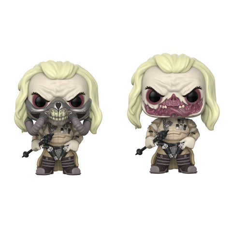 PRE-ORDER - Funko POP! Movies Immortan Joe Vinyl Figure (CHASE BUNDLE)