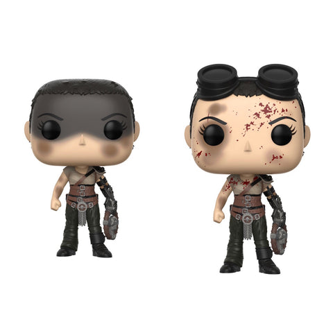 PRE-ORDER - Funko POP! Movies Furiosa Vinyl Figure (CHASE BUNDLE)