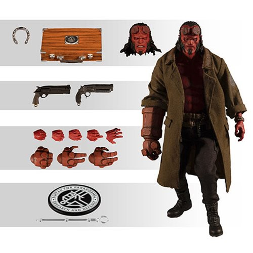 MEZCO - Hellboy 2019 1:12 - Action Figure