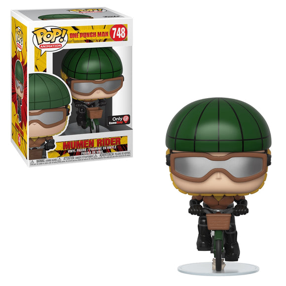 Mumen Rider Funko POP! Animation Vinyl Figure (GameStop) NEW