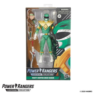 Green Ranger Lightning Collection Action Figure (Target)