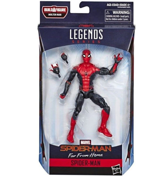 Marvel Legends - Spider-Man (Black/Red) Action Figure