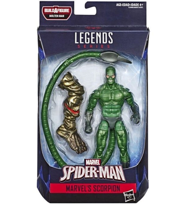 Marvel Legends - Scorpion Action Figure