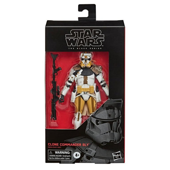 Clone Commander Bly Star Wars: Black Series Action Figure