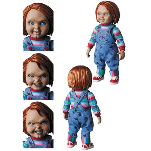 Child's Play 2 Good Guys Chucky MAFEX Action Figure