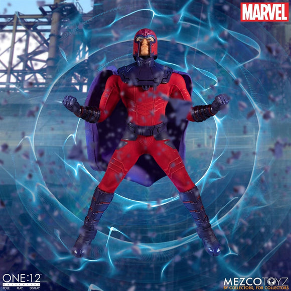 MEZCO - X-Men Magneto One:12 Collective - Action Figure