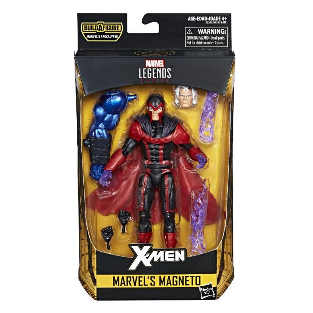 Marvel Legends - Magneto Action Figure
