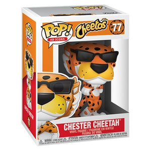 Funko POP! Ad Icons Cheetos Chester Cheetah Vinyl Figure NEW