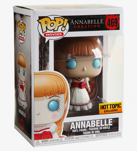Funko POP! Movies Annabelle Vinyl Figure (Hot Topic) NEW