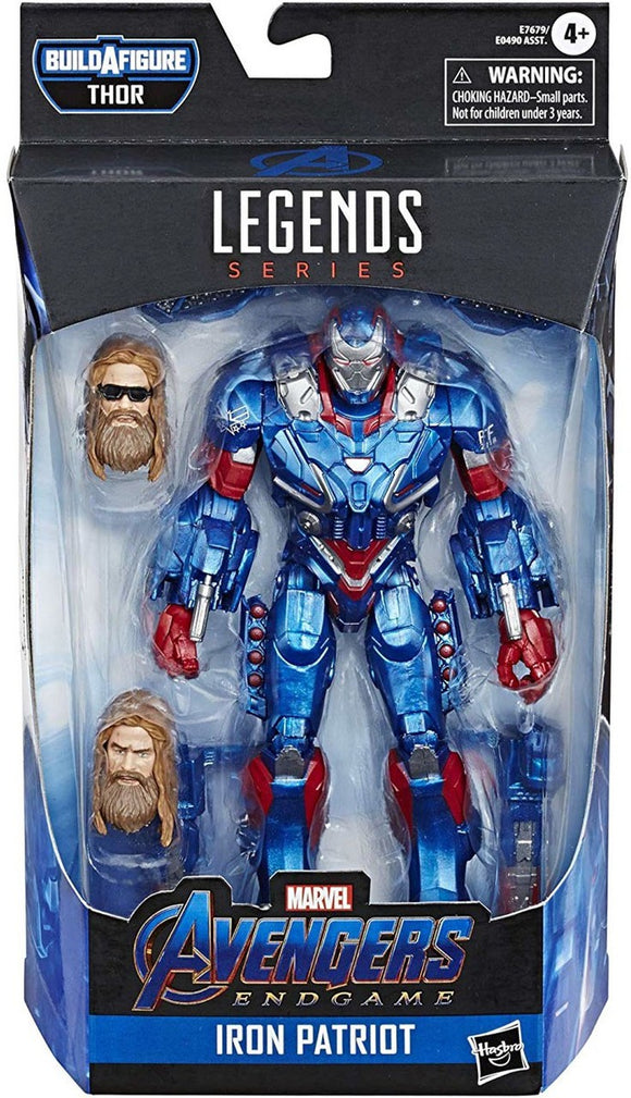 Marvel Legends - Iron Patriot Action Figure