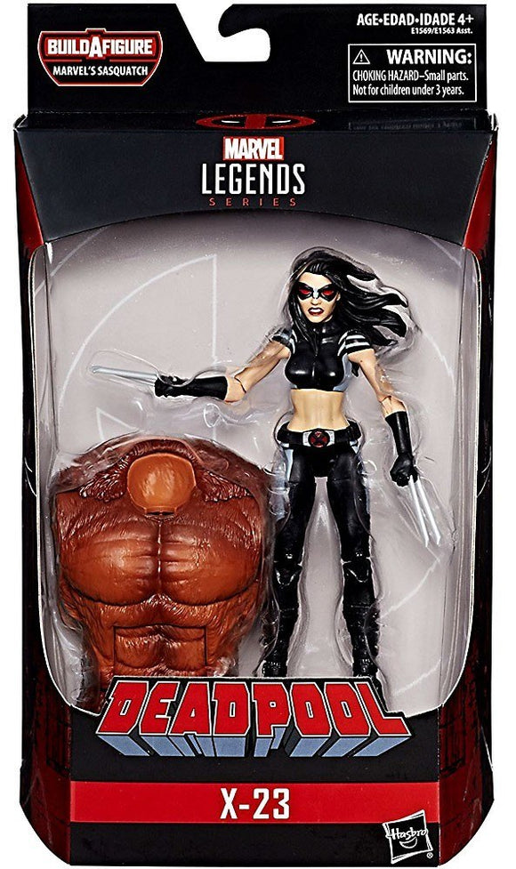 Marvel Legends - X-23 (X-Force) Action Figure