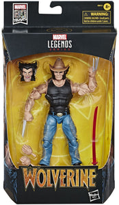 Marvel Legends - Logan (Cowboy) Action Figure (Exclusive)