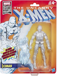 Marvel Legends - X-Men Retro Iceman Action Figure