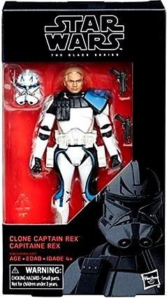 Star Wars: Black Series - Clone Captain Rex Action Figure