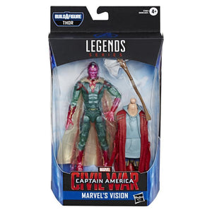 Marvel Legends - Vision Action Figure