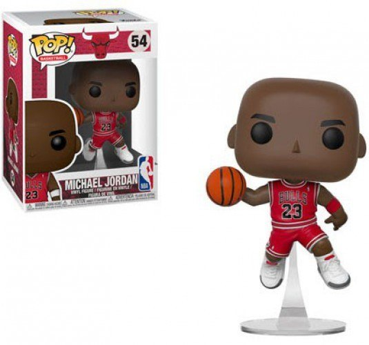 Funko POP! Basketball Michael Jordan Vinyl Figure -  - Funko - The Pop Dungeon