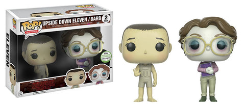 Funko POP! Television Eleven Barb (2-Pack) Vinyl Figure (ECCC Exclusive) NEW -  - The Pop Dungeon - The Pop Dungeon